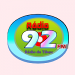 Logo da emissora Rádio Web 92 FM