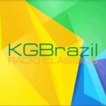 Logo da emissora Kgbrazil