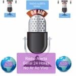 Logo da emissora Rádio Alerta Geral