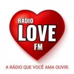 Logo da emissora Rádio Love FM