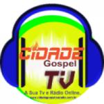 Logo da emissora Rádio Cidade Gospel Na TV No Rádio