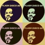 Logo da emissora Flash Disco 80
