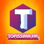 Logo da emissora Web Rádio Topissima FM