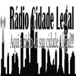 Logo da emissora Rádio Cidade Legal