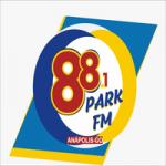 Logo da emissora Rádio Park FM