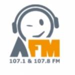 Logo da emissora Vestingstad 107.1 FM