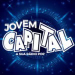 Logo da emissora Rádio Jovem Capital 87.9 FM
