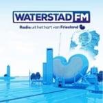 Logo da emissora Waterstad 93.5 FM