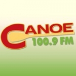 Logo da emissora Radio CKHA Canoe 100.9 FM