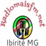 Logo da emissora Rádio Mais FM Net
