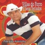 Logo da emissora Rádio Villas Do Forró