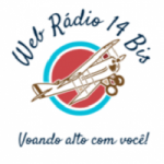 Logo da emissora Web Rádio 14 Bis