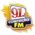 Logo da emissora Rádio Conceição 91.1 FM