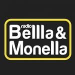 Logo da emissora Radio Bellla e Monella FM 87.6