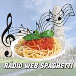 Logo da emissora Rádio Web Spaghetti