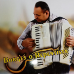 Logo da emissora Rádio Borges Repentista