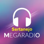 Logo da emissora Mega Rádio Sertaneja