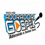 Logo da emissora Rádio Web Adorador Gospel