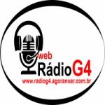 Logo da emissora Web Rádio G4