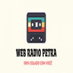 Logo da emissora Web Rádio Petra Oficial