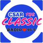 Logo da emissora Cesar The Classic