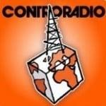 Logo da emissora Controradio 93.6 FM