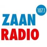 Logo da emissora Zaanradio 107.1 FM