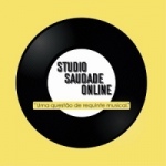 Logo da emissora Rádio Studio Saudade Online