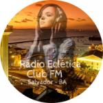 Logo da emissora Web Rádio Eclética