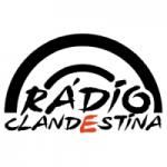 Logo da emissora Rádio Clandestina