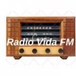 Logo da emissora Rádio Vida FM Lins