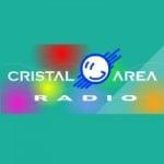 Logo da emissora Radio Cristal 98.7 FM