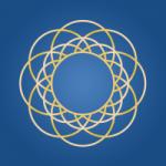 Logo da emissora Rádio Alpha Omega