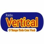 Logo da emissora Rádio Vertical Corupá