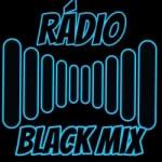 Logo da emissora Rádio Black Mix