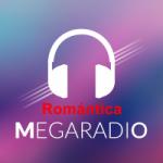 Logo da emissora Mega Rádio Romântica