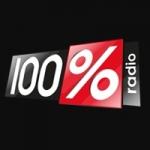 Logo da emissora 100% Radio 98 FM