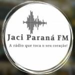 Logo da emissora Rádio Jaci Paraná FM