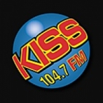 Logo da emissora KTRS 104.7 FM