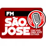 Logo da emissora Rádio FM São José SC