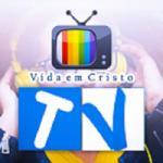 Logo da emissora Rádio Vida Em Cristo TV