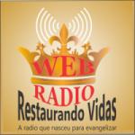 Logo da emissora Web Rádio Restaurando Vidas