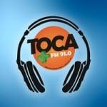Logo da emissora Rádio Tocamais FM