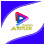 Logo da emissora Rádio Atitude