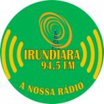 Logo da emissora Rádio Irundiara