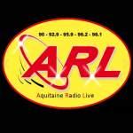 Logo da emissora ARL 92.9 FM