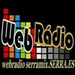 Logo da emissora Rádio Serramix