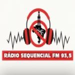 Logo da emissora Rádio Sequencial FM