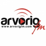 Logo da emissora Arvorig 91.7 FM
