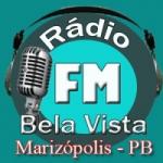Logo da emissora Rádio Bela Vista FM